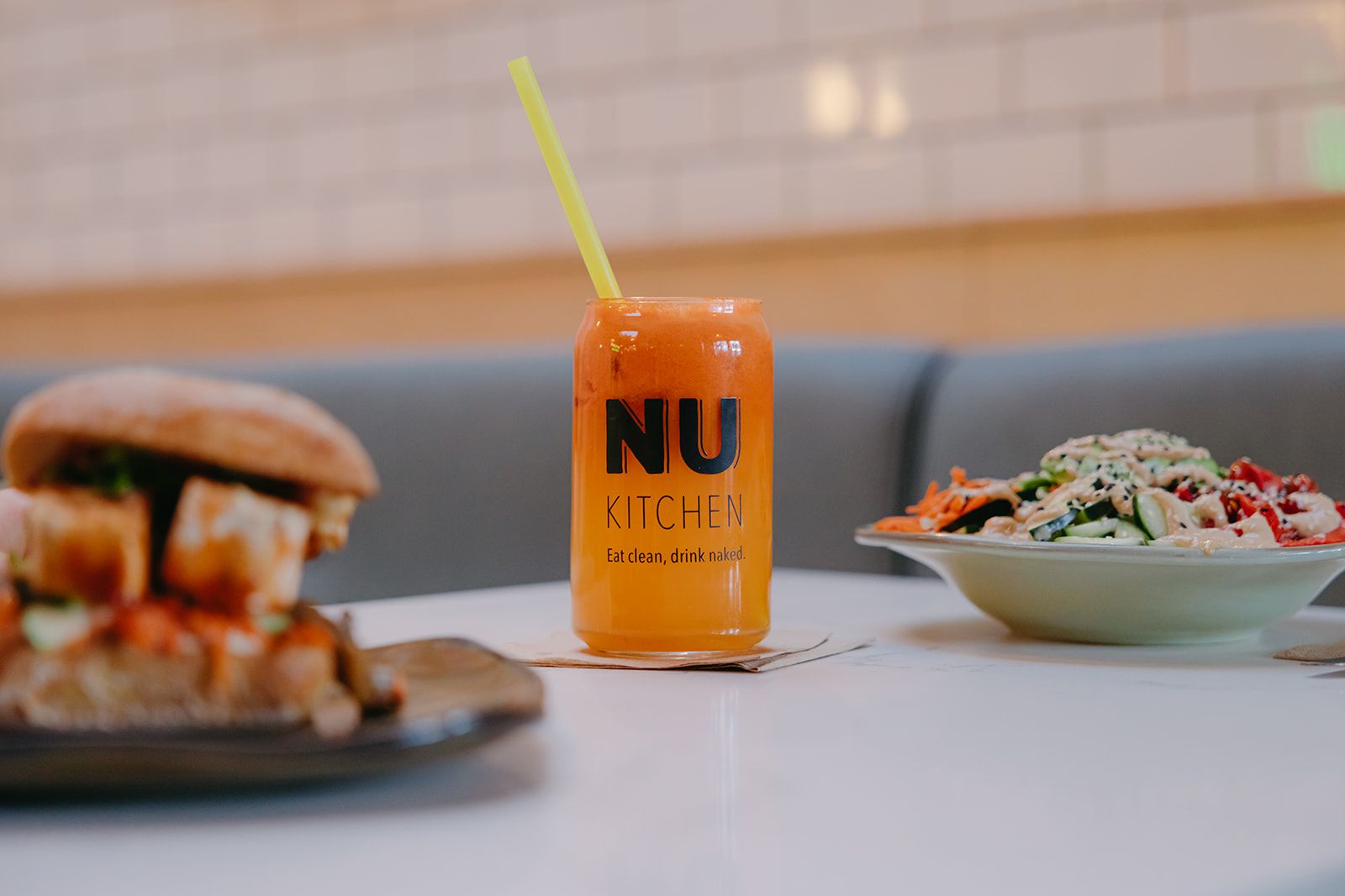 Nu Kitchen Fresh Smoothies and Juices
